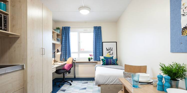 Cosy student accommodation