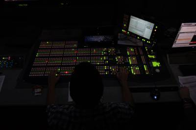 The taming of the shrew sound desk